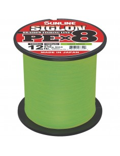 Sunline Siglon PE X8 light green ab Grossspule