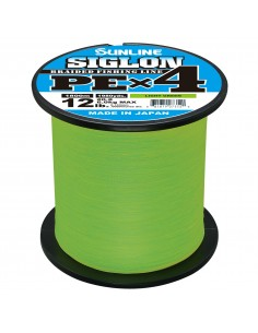 Sunline Siglon PE X4 light green ab Grossspule