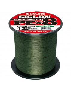 Sunline Siglon PE X8 dark green ab Grossspule