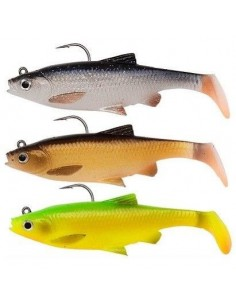 3D Roach Paddle Tail Kit 3pcs. 12.5cm
