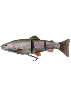 4D Line Thru Trout 15cm Rainbow Trout