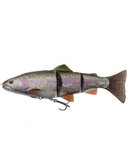 4D Line Thru Trout 25cm Rainbow Trout