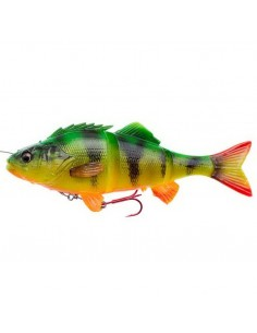 4D Line Thru Perch 17cm Perch Firetiger