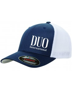 Duo Flexfit Cap Navy/White