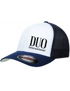 Duo Flexfit Cap Navy White Navy