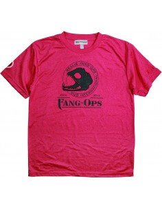 Fang Ops Beast Dry T-Shirt Mixed Red