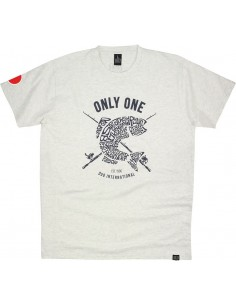 Duo Only One Shirt Kurzarm Charcoal
