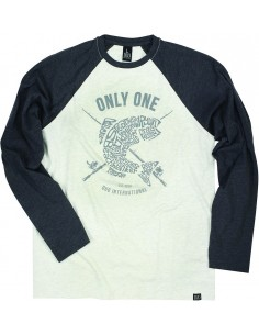 Duo Only One Shirt Long Dark Grey