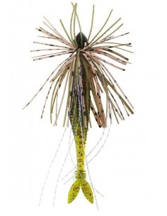 Duo Realis Small Rubber Jig J025  3.5g