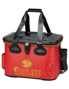 Sunline Tackle Bag Lion 40cm Red
