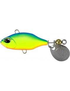 Duo Realis Spin 11g Blue Back Chart
