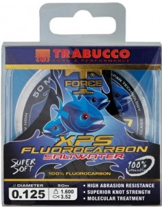 T-Force XPS Fluorocarbon 0.185 mm - 3.213 kg
