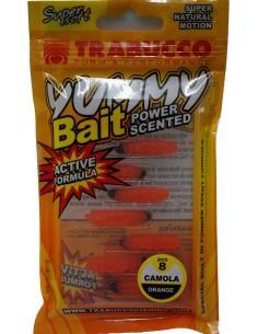 Trabucco Yummy Bait Camola (Bienenmade) Orange