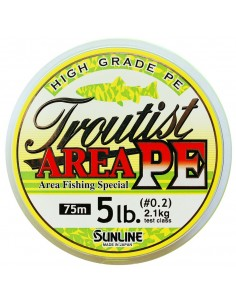 Sunline Troutiat Area PE 5 lb
