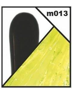 """Gary Yamamoto Tube 1.75"""" Black/Chart"""