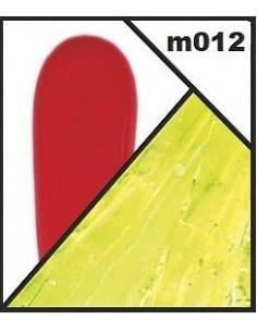 """Gary Yamamoto Tube 1.75"""" Red/Chart"""