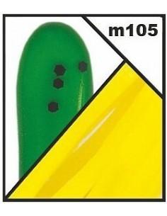 """Gary Yamamoto Tube 1.75"""" Green/Yellow"""
