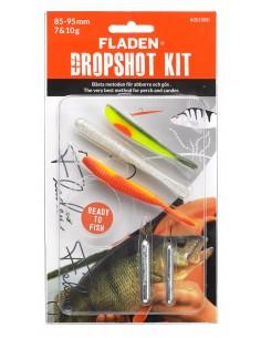 Fladen DropShot Set 1 /  85-95mm / 7&10g