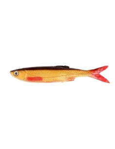 LB 3D Bleak Real Tail 8cm Rudd Minnow