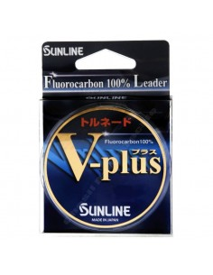 Sunline V-Plus Fluorocarbon 50mt - 0.165mm
