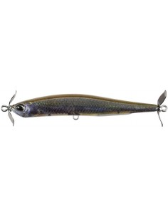 Realis Spinbait 80 G-Fix Emerald Shiner ND
