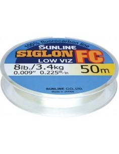 Sunline Siglon FC 30m 0.128mm